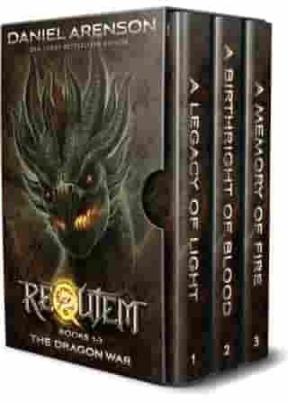 The Dragon War: The Complete Trilogy (World of Requiem)