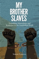 My Brother Slaves: Friendship, Masculinity, and Resistance in the Antebellum South by Sergio A. Lussana