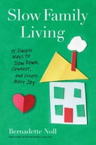 Slow Family Living Cover Image