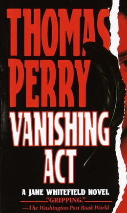 Book Vanishing Act by Thomas Perry