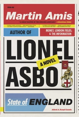 Book Lionel Asbo: State of England by Martin Amis
