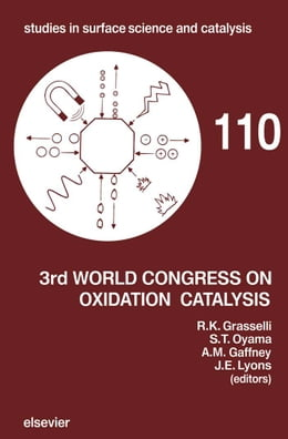 Book Third World Congress on Oxidation Catalysis by Oyama, S.T.