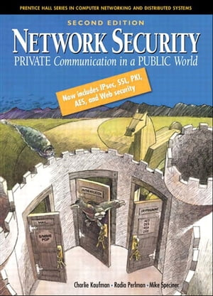 Network Security Private Communications in a Public World