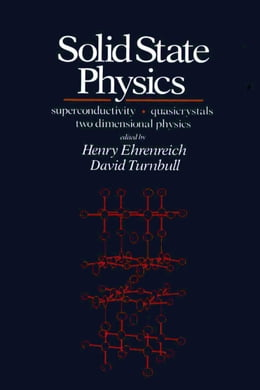Book Solid State Physics by EHRENREICH