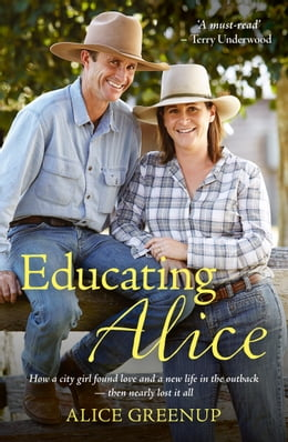 Book Educating Alice by Alice Greenup