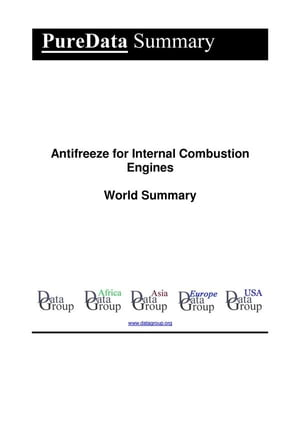 Antifreeze for Internal Combustion Engines World Summary: Market Values & Financials by Country