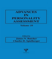 Advances in Personality Assessment: Volume 10