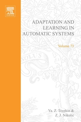 Book Adaptation and learning in automatic systems by Tsypkin