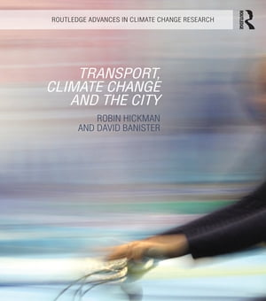 Transport,  Climate Change and the City