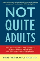 Not Quite Adults Cover Image