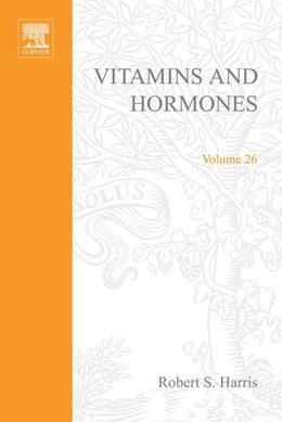 Book Vitamins and Hormones by Harris, Robert S.