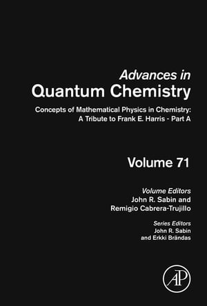 Concepts of Mathematical Physics in Chemistry: A Tribute to Frank E. Harris - Part A