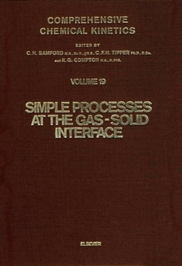 Book Simple Processes at the Gas-Solid Interface by Compton, R.G.
