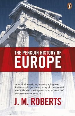 Book The Penguin History of Europe by J. Roberts