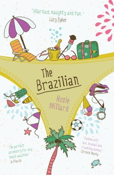 The Brazilian: brilliantly witty holiday read exposing the garish world of reality TV