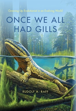 Book Once We All Had Gills: Growing Up Evolutionist in an Evolving World by Rudolf A. Raff