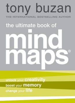 Book The Ultimate Book of Mind Maps by Tony Buzan