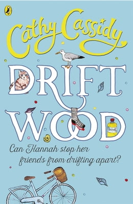 Book Driftwood by Cathy Cassidy
