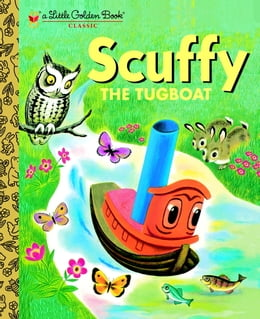 Book Scuffy the Tugboat by Gertrude Crampton