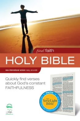 Book Find Faith: NIV VerseLight Bible: Quickly Find Verses about God's Constant Faithfulness by Various Authors