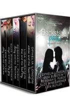 Backstage Pass Boxed Set by Erin Butler