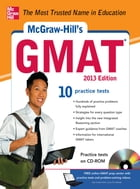 McGraw-Hill's GMAT 2013 Edition by James Hasik