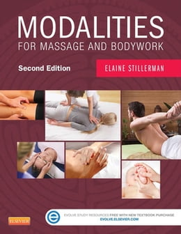 Book Modalities for Massage and Bodywork by Elaine Stillerman