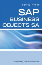SAP Business Objects SA by Equity Press