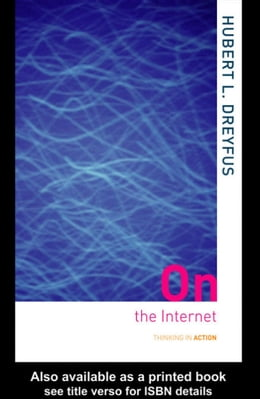 Book On the Internet by Dreyfus, Hubert L.