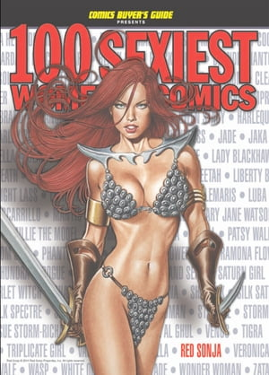 100 Sexiest Women in Comics