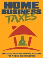 Home Business Taxes by Anonymous