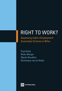 Right to Work?: Assessing India's Employment Guarantee Scheme in Bihar