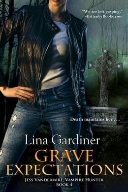 Book Grave Expectations by Lina Gardiner