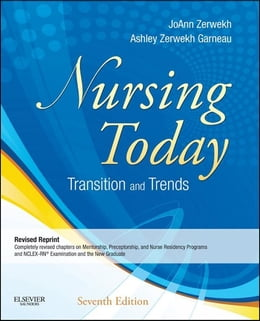 Book Nursing Today - Revised Reprint: Transitions and Trends by JoAnn Zerwekh