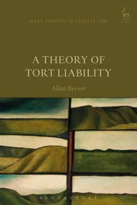 A Theory of Tort Liability