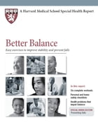 Better Balance: Easy Exercises to Improve Stability and Prevent Falls by Suzanne E. Salamon, MD