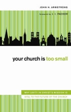 Your Church Is Too Small: Why Unity in Christ's Mission Is Vital to the Future of the Church by John H. Armstrong