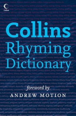 Book Collins Rhyming Dictionary by Rosalind Fergusson