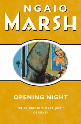 Book Opening Night (The Ngaio Marsh Collection) by Ngaio Marsh