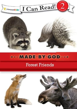 Book Forest Friends by Zondervan