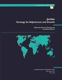 Jordan - Strategy for Adjustment and Growth