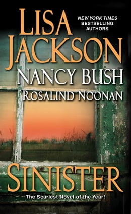 Book Sinister by Lisa Jackson
