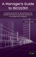 A Managers Guide to ISO22301