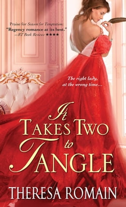 Book It Takes Two to Tangle: A witty and passionate Regency Romance by Theresa Romain