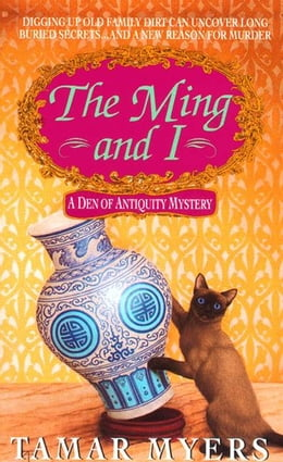 Book The Ming and I by Tamar Myers