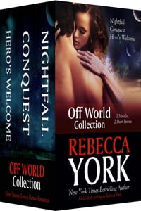 Off World Collection: Short, Steamy, Science-Fiction Romances