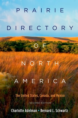 Book Prairie Directory of North America: The United States, Canada, and Mexico by Charlotte Adelman