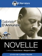 Novelle (Audio-eBook) by Gabriele D'annunzio