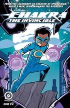 Stan Lee's Chakra The Invincible #3 by Stan Lee