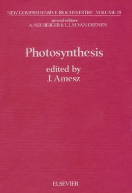 Book Photosynthesis by Amesz, J.